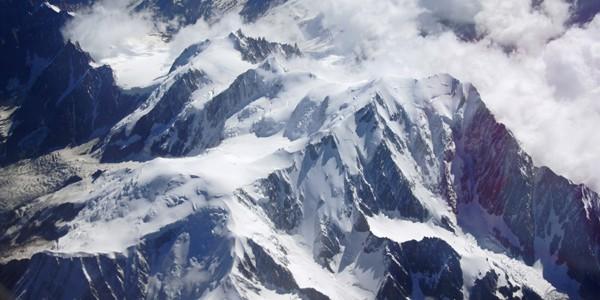 """""""Memoria"""" gheţii de pe Mont Blanc va fi conservată în Antarctica"""