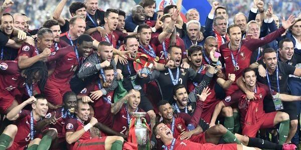 Portugalia, noua campioană europeană la fotbal