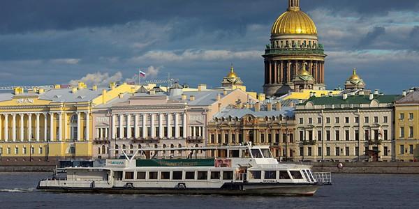 Sankt Petersburg-ul lui Vladimir Putin