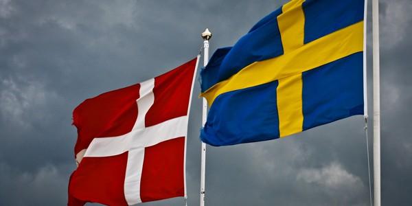 Suedia şi Danemarca în război pe Twitter