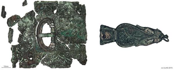 Rămăşiţele unui legionar roman, descoperite într-un mormânt din Anglia