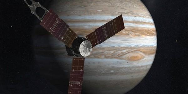"Sonda Juno a ajuns ""la porţile"" planetei Jupiter"