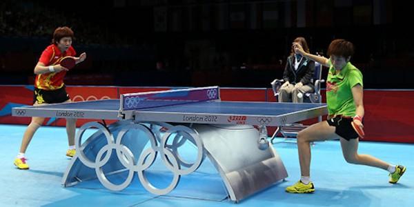 Sporturi olimpice: TENIS DE MASĂ