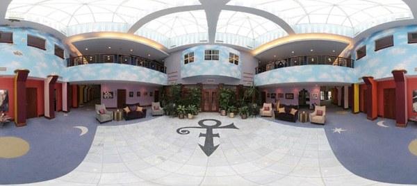 Reşedinţa lui Prince va fi transformată în muzeu