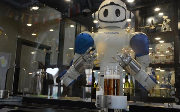 Qingdao-bere-robot