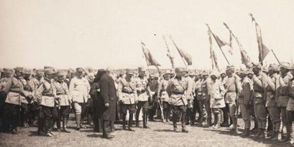 100 de ani de la Războiul de Eliberare şi Întregire Naţională a României