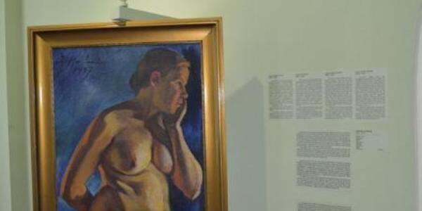 Nudul rabatabil din Muzeul de Artă Satu Mare