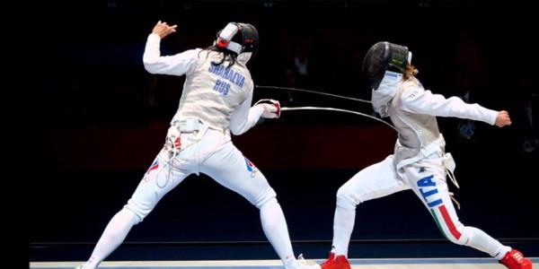 Sporturi olimpice: SCRIMĂ