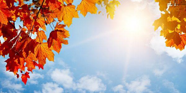 Temperaturi peste medie în septembrie şi octombrie