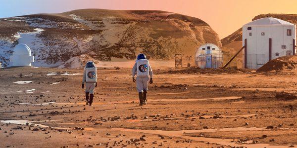 Un an de simulare a vieţii pe Marte