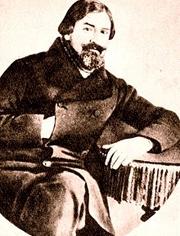 Costache Negri, scriitor şi om politic