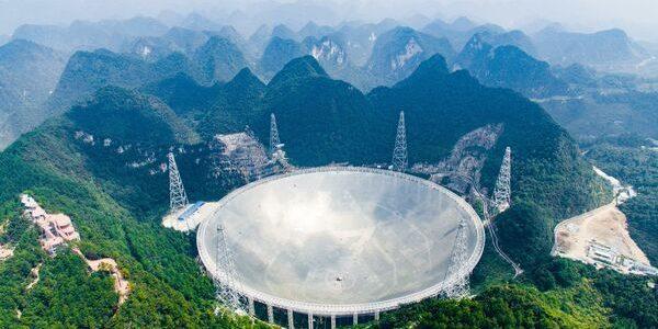 Cel mai mare radiotelescop al planetei este operaţional