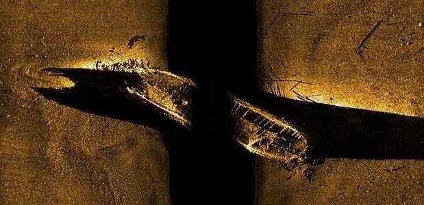 Epava legendarei nave HMS Terror a fost găsită în zona arctică după 150 de ani
