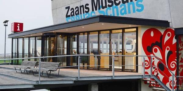 Muzeul Zaans din Olanda