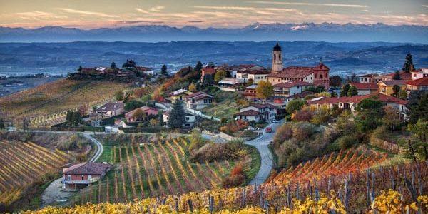 Regiunile viticole din nordul Italiei