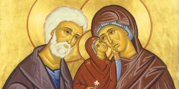 Sfinţii Ioachim şi Ana