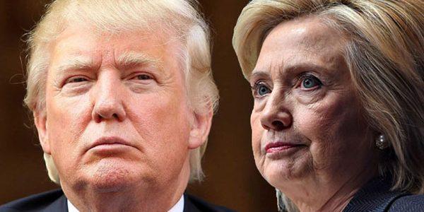 Trump şi Clinton s-au confruntat într-o primă dezbatere tensionată