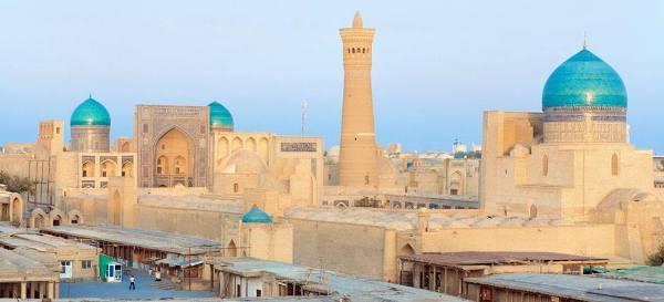Republica Uzbekistan: repere geografice şi turism