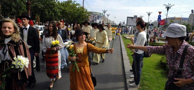 Bucureşti, 557 de ani de atestare istorică