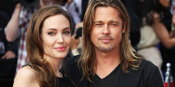 Angelina Jolie i-a cerut divorţul lui Brad Pitt