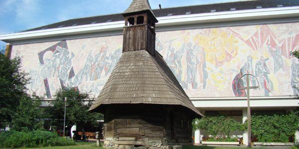 Bisericuţa din Bejan de la Muzeului Ţăranului Român – deschisă de Ziua Crucii