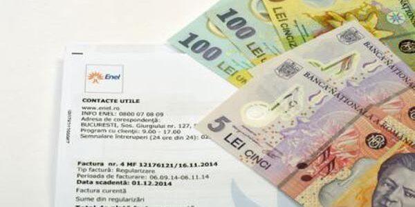 Poşta Română percepe un comision de 2,5 lei pentru plata facturilor Enel