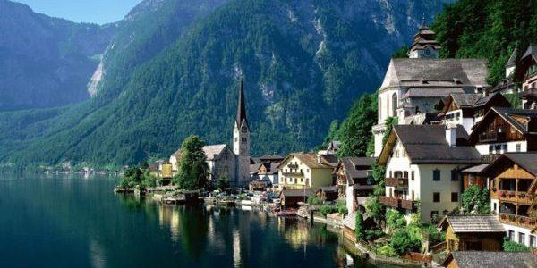 AUSTRIA: cadru natural şi repere istorice