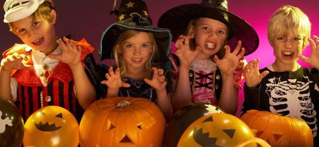 Sărbătoarea de Halloween – Noaptea vrăjitoarelor