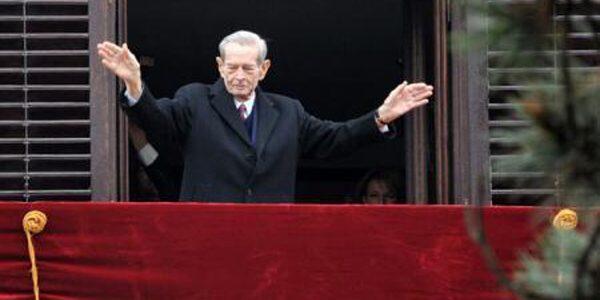Regele Mihai I împlineşte 95 de ani