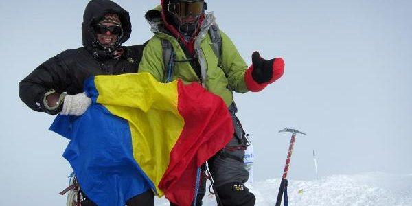 Alpinistul Vasile Cipcigan a atins vârful Manaslu (8.156 m) din Himalaya