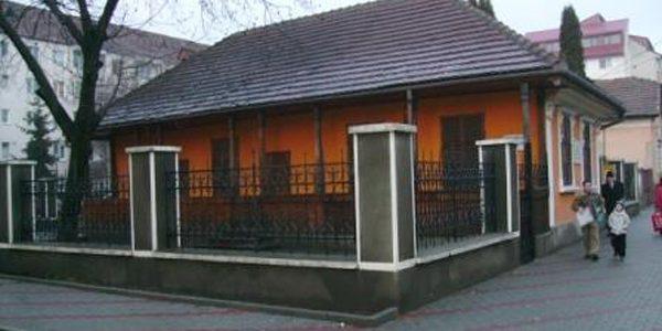 """Casa Memorială """"Andrei Mureşanu"""" din Bistriţa"""
