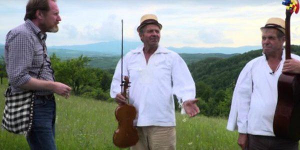 Descoperă România cu Peter Hurley (video-documentar)