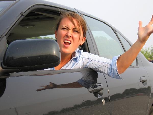 femeie-volan