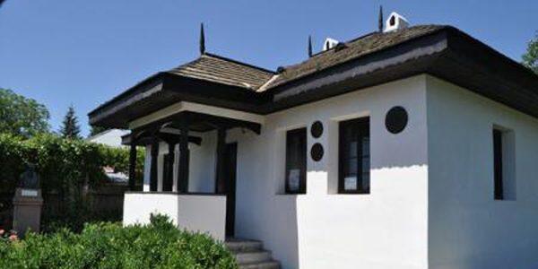 "Casa Memorială ""Nicolae Iorga"" din Botoşani"