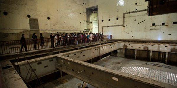 O veche facilitate militară nucleară a devenit obiectiv turistic