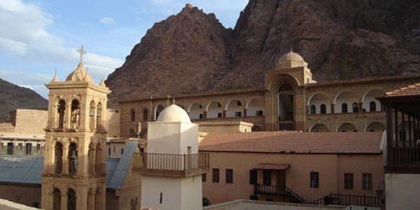 Mănăstirea Sfânta Ecaterina din Muntele Sinai