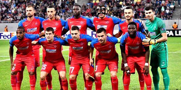 Steaua a primit 1,18 milioane euro pentru participarea în sezonul trecut al cupelor europene