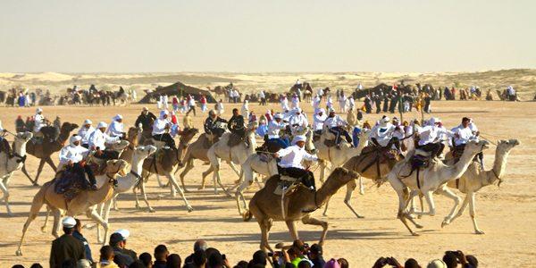 Festivalul internaţional al Saharei