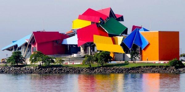 Muzeul Biodiversităţii din Panama