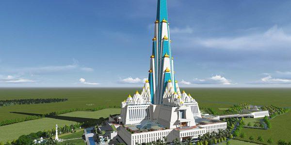 Cel mai înalt zgârie-nori religios din lume