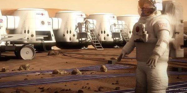 Mars One a prezentat un proiect de combinezon marţian
