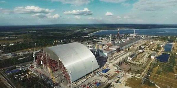 Cernobîl, dom de oţel la reactorul avariat