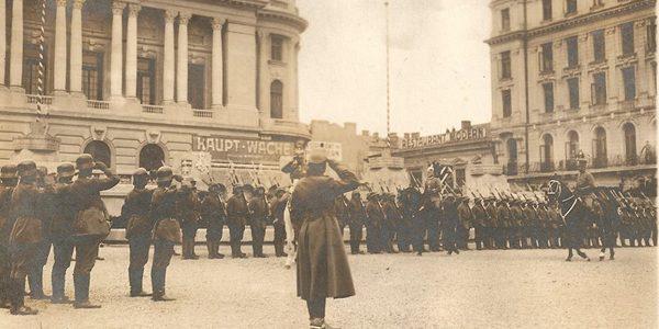 100 de ani de la ocuparea Bucureştilor