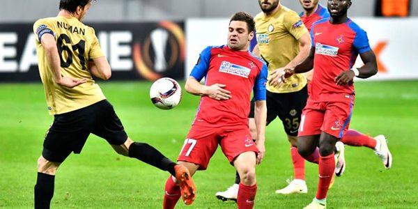 Bravo Steaua! Bravo Tamaş! 2-1 cu Osmanlispor