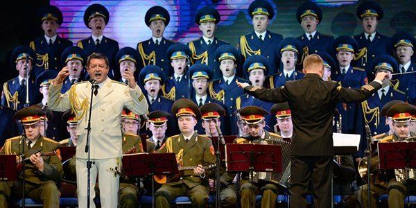 Corul Armatei Roşii, simbol al Rusiei dincolo de frontiere