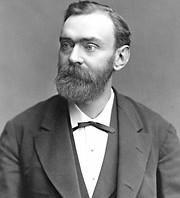 Alfred Nobel, inventatorul dinamitei