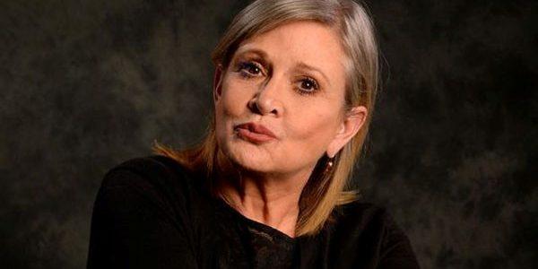 Carrie Fisher şi-a prezis moartea cu 13 ani înainte