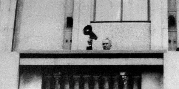 Revoluţia din 1989: 22 decembrie – Fuga lui Ceauşescu