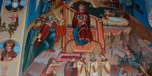 Soborul Maicii Domnului; Sfântul Nicodim de la Tismana