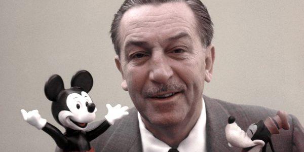 Walt Disney, geniu al filmului animat